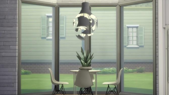SCHEISSE PENDANT LAMP at Meinkatz Creations image 2501 670x377 Sims 4 Updates