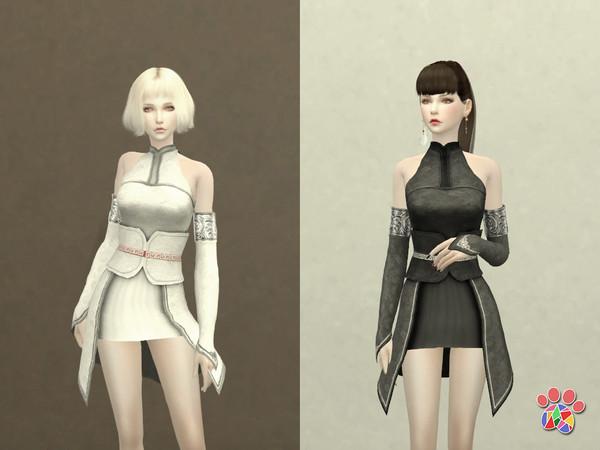 Sims 4 Silver Moon Clothing 20190913 02 by Arltos at TSR