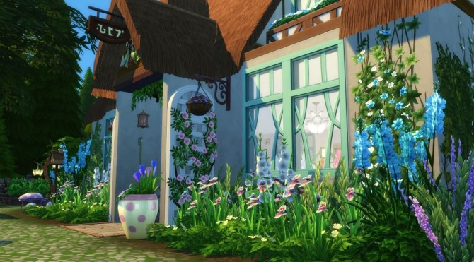 Raine's Mystical Market at Jenba Sims image 26110 670x371 Sims 4 Updates