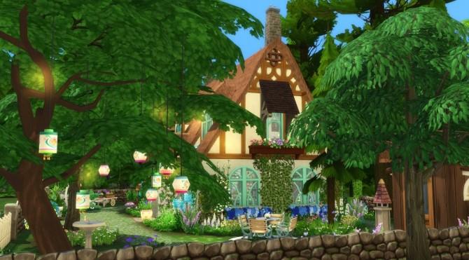 Raine's Mystical Market at Jenba Sims image 2631 670x371 Sims 4 Updates