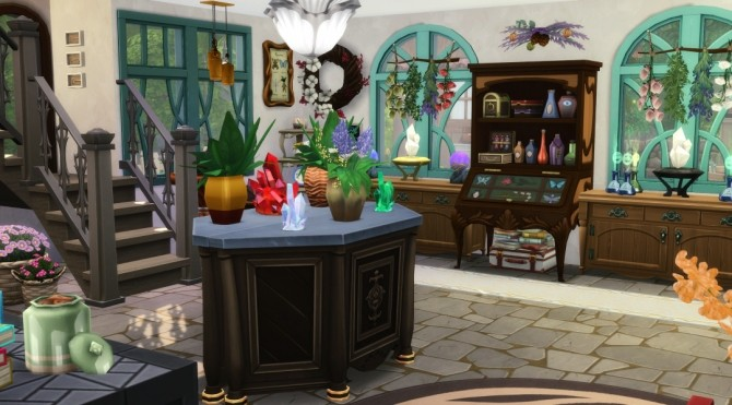 Raine's Mystical Market at Jenba Sims image 2661 670x371 Sims 4 Updates