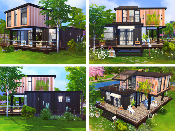 Tyrell house by Rirann at TSR image 2830 Sims 4 Updates