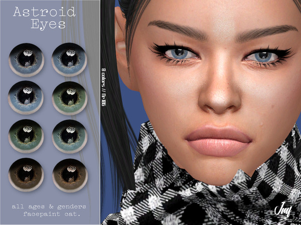 Sims 4 IMF Astroid Eyes N.106 by IzzieMcFire at TSR