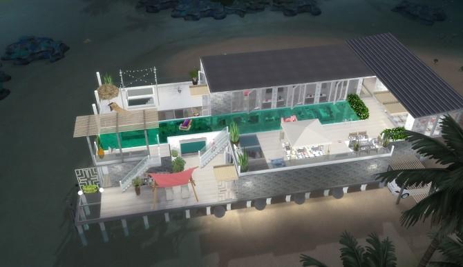 Sims 4 CONCEPT HOME PARADIS 4 at Guijobo
