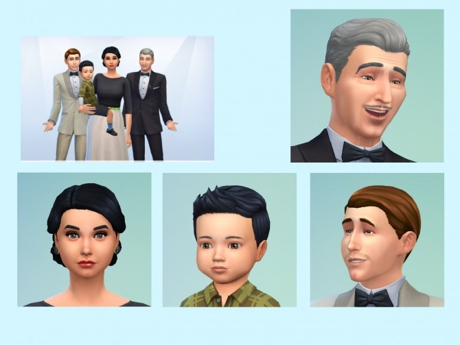 Jefferson and descendants at KyriaT's Sims 4 World image 300 670x503 Sims 4 Updates
