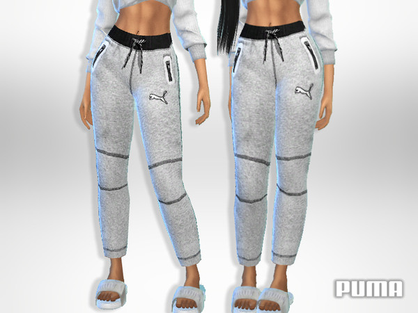 Sims 4 Joggers by Puresim at TSR