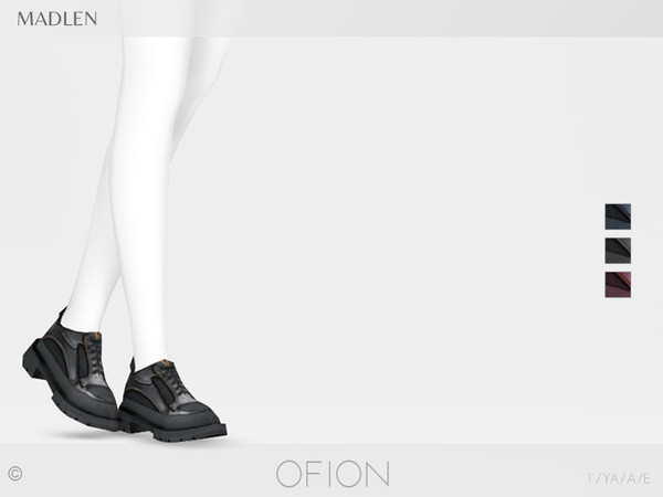 Madlen Ofion Shoes by MJ95 at TSR image 3023 Sims 4 Updates