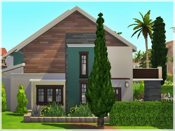 Afternoon Delight house by Ray Sims at TSR image 3106 Sims 4 Updates
