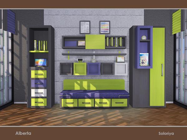 Alberta office by soloriya at TSR image 3310 Sims 4 Updates