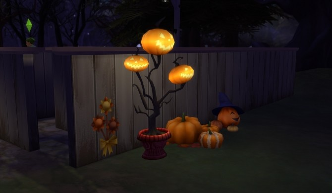 Sims 4 Autumn Delights Park by Simmiller at Mod The Sims