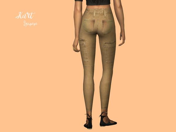 Sims 4 Kurt trousers by laupipi at TSR