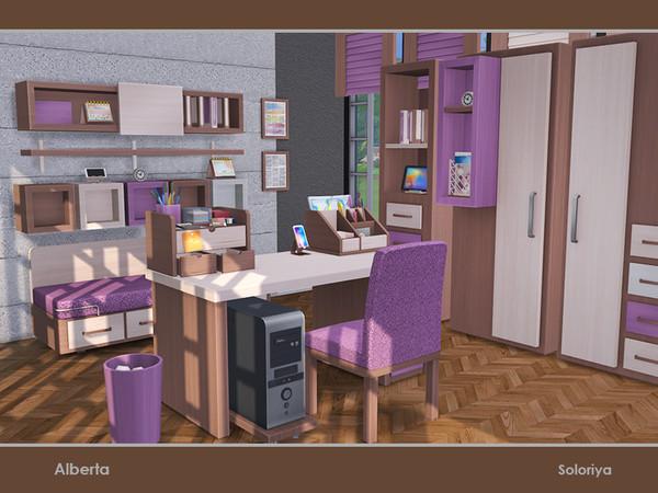 Alberta office by soloriya at TSR image 355 Sims 4 Updates