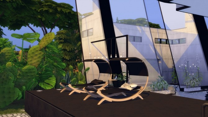 Sims 4 70   UTOPIA House at SoulSisterSims