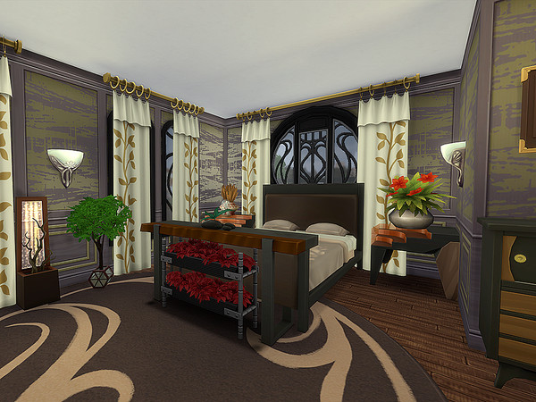 Reitzell Estate by Ineliz at TSR image 4101 Sims 4 Updates
