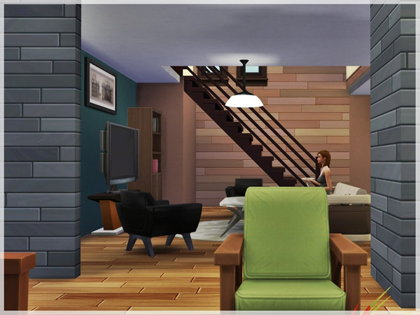 Afternoon Delight house by Ray Sims at TSR image 4102 Sims 4 Updates