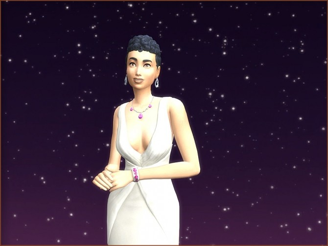 Mea Starry Night Photo Screens by oumamea at Mod The Sims image 433 670x503 Sims 4 Updates