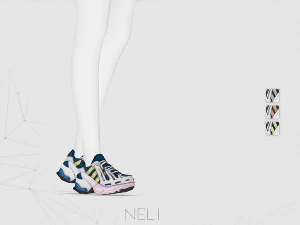Madlen Neli Shoes by MJ95 at TSR image 4610 Sims 4 Updates
