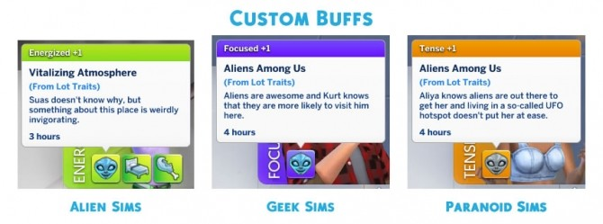 Sims 4 UFO Hotspot (Lot Trait) by r3m at Mod The Sims