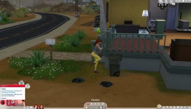 Scorpio Custom Trait by StormyWarrior8 at Mod The Sims image 5223 670x381 Sims 4 Updates