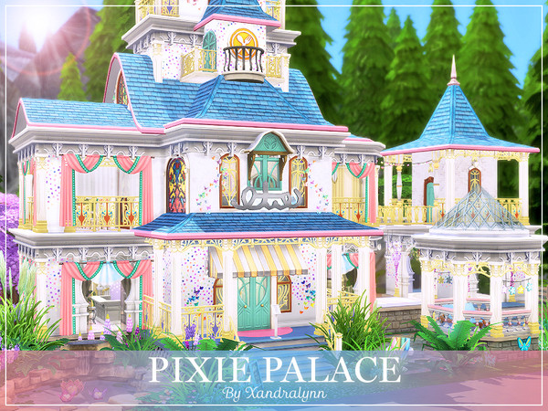 Pixie Palace by Xandralynn at TSR image 5620 Sims 4 Updates