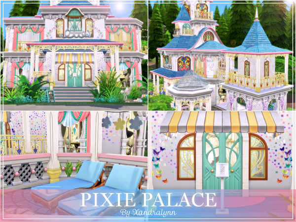 Pixie Palace by Xandralynn at TSR image 5720 Sims 4 Updates