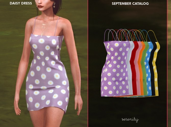 Sims 4 SEPTEMBER CATALOG at SERENITY