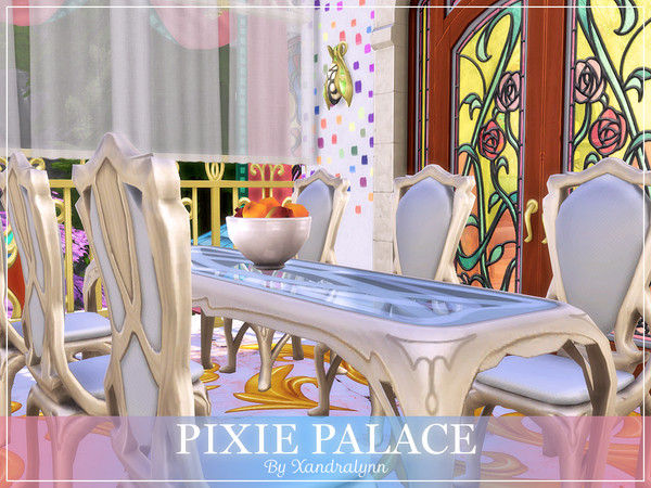 Pixie Palace by Xandralynn at TSR image 5919 Sims 4 Updates