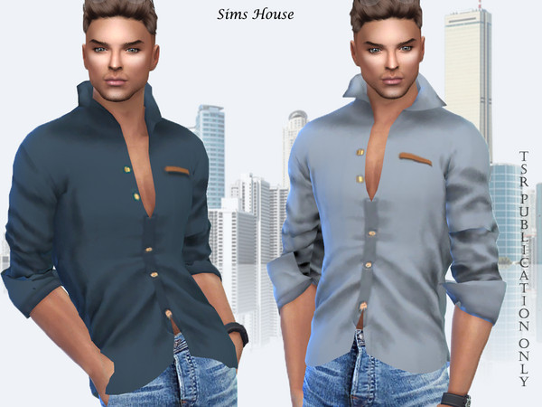 Sims 4 Clothing for males - Sims 4 Updates