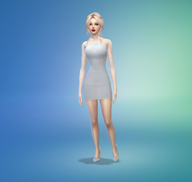 Sims 4 Holli Would at Allis Sims