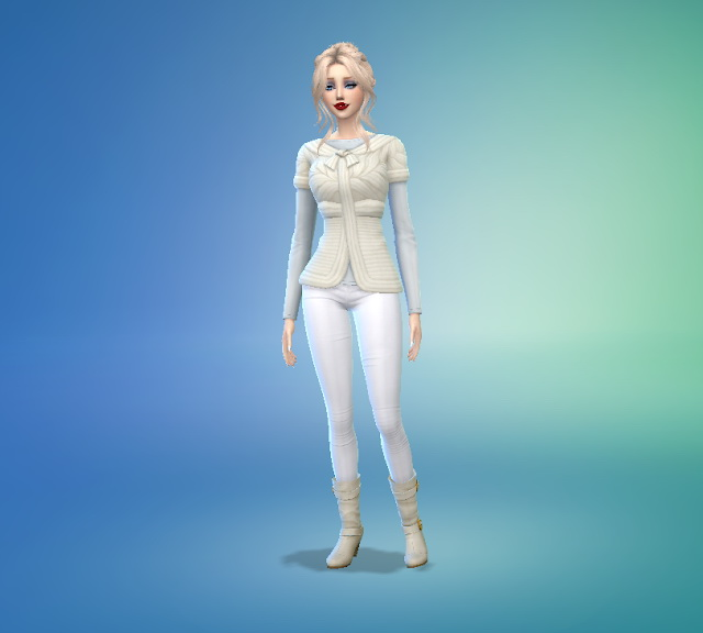Holli Would at Allis Sims image 6618 Sims 4 Updates
