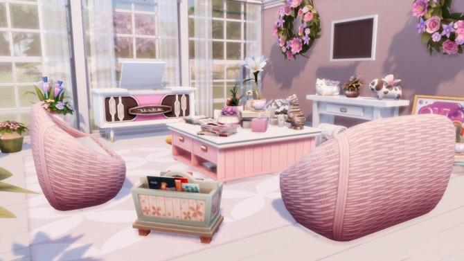 Rose Livingroom at MSQ Sims image 6718 670x377 Sims 4 Updates