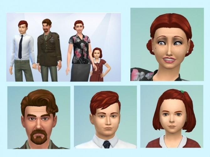 The Melchett family at KyriaT's Sims 4 World image 678 670x503 Sims 4 Updates