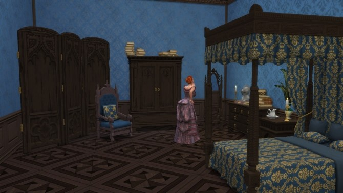 Sims 4 Medieval Screen by TheJim07 at Mod The Sims