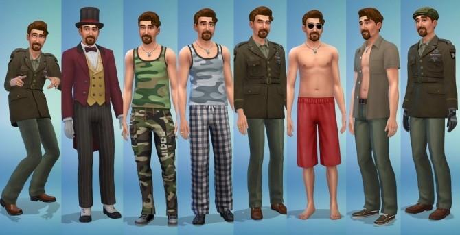 The Melchett family at KyriaT's Sims 4 World image 689 670x343 Sims 4 Updates
