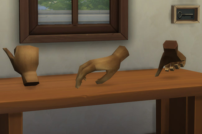 3 Hands by mammut at Blacky's Sims Zoo image 6918 Sims 4 Updates