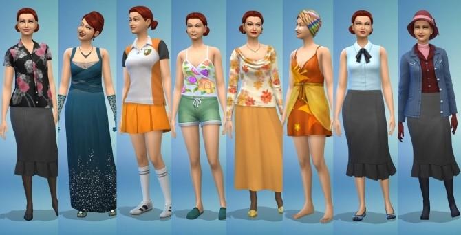 The Melchett family at KyriaT's Sims 4 World image 698 670x342 Sims 4 Updates