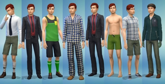 The Melchett family at KyriaT's Sims 4 World image 709 670x342 Sims 4 Updates