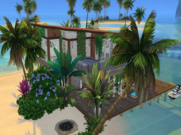 Palmos Loft by LJaneP6 at TSR image 729 Sims 4 Updates