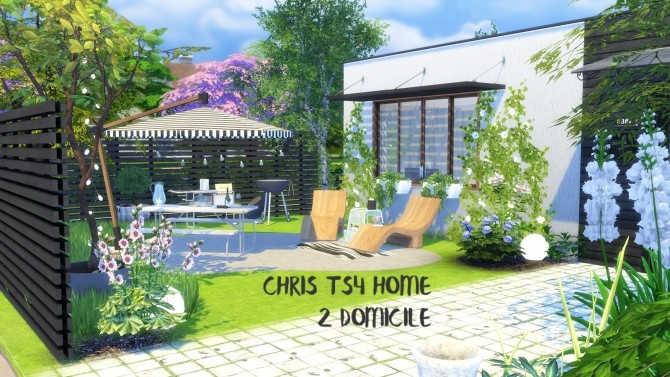 Little cozy place in Willow Creek at DOMICILE HOME TS4 image 8112 670x377 Sims 4 Updates
