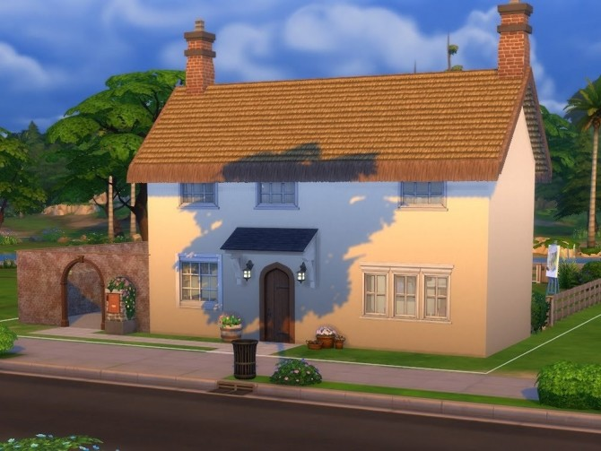 Little Furze house at KyriaT's Sims 4 World image 8117 670x503 Sims 4 Updates