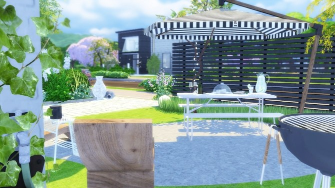 Little cozy place in Willow Creek at DOMICILE HOME TS4 image 8210 670x377 Sims 4 Updates