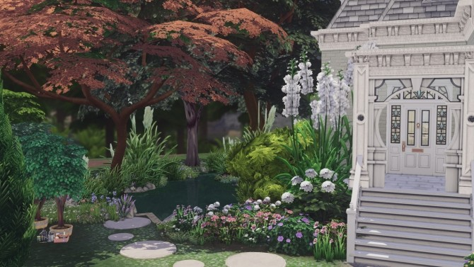 Brooks Cottage at Harrie image 8314 670x377 Sims 4 Updates