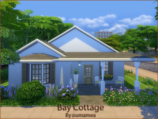 Bay Cottage No CC by oumamea at Mod The Sims image 846 670x503 Sims 4 Updates