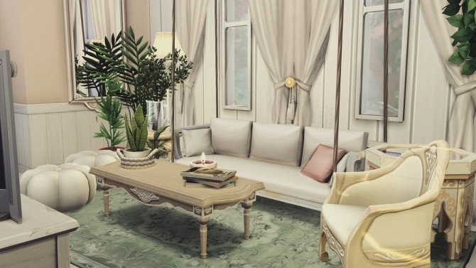 Brooks Cottage at Harrie image 8513 670x377 Sims 4 Updates