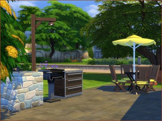 Bay Cottage No CC by oumamea at Mod The Sims image 856 670x503 Sims 4 Updates
