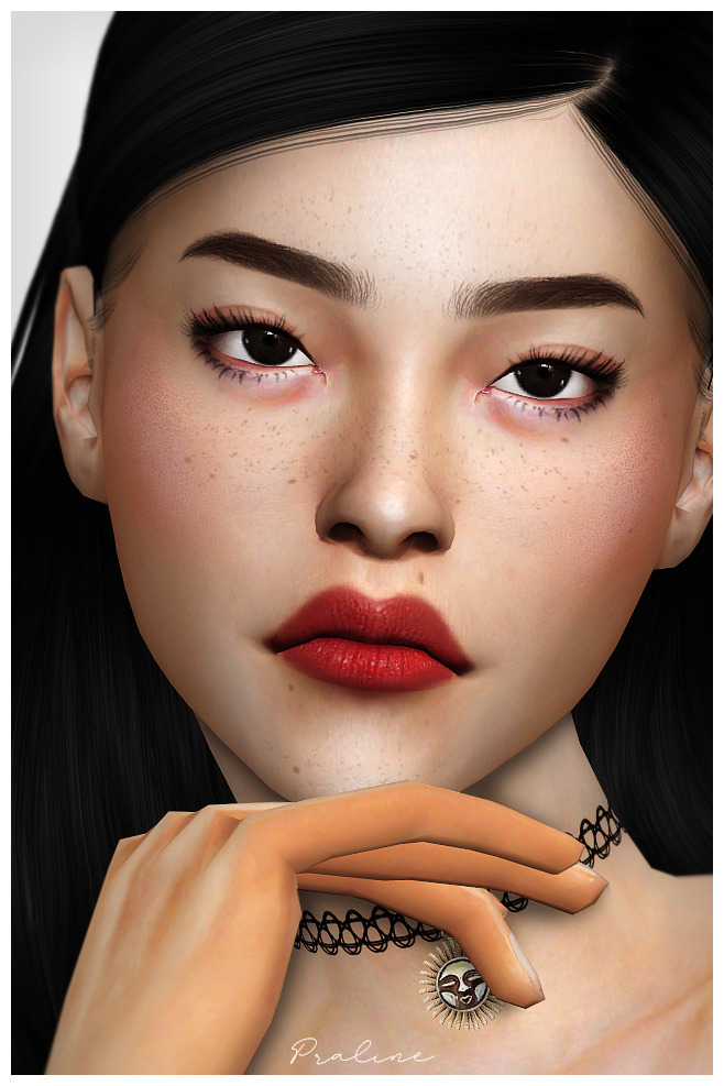 93 skin details + 28 tattoos   Ultimate collection at Praline Sims image 8613 Sims 4 Updates