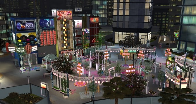 Akisimara center by Victor tor at Mod The Sims image 8719 670x357 Sims 4 Updates