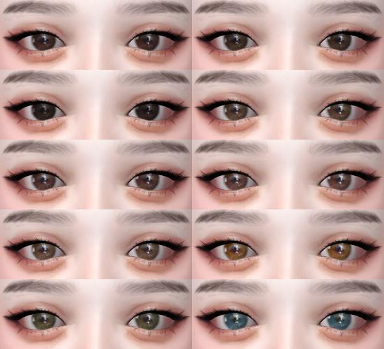 OS Eye 15 at Osoon image 898 Sims 4 Updates