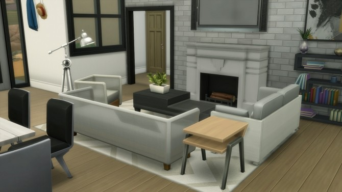 Sims 4 Luxurious Lancaster house by Vulpus at Mod The Sims