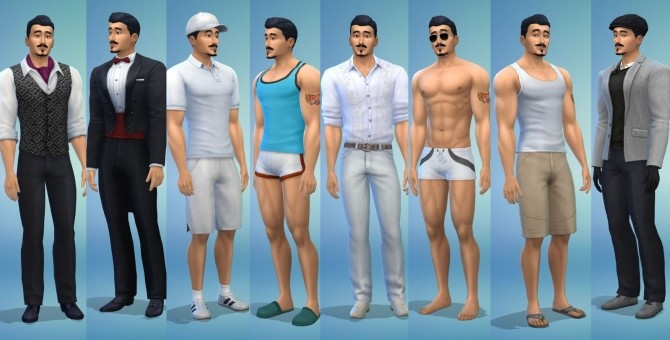 The Majestic Entertainers at KyriaT's Sims 4 World image 918 670x340 Sims 4 Updates